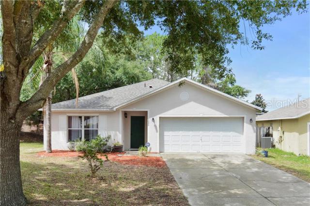 1050 Singleton Circle, Groveland, FL 34736 (MLS #O5790698) :: Griffin Group