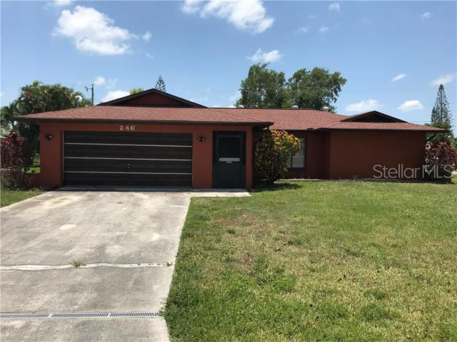 246 SW 38TH Street, Cape Coral, FL 33914 (MLS #O5790857) :: The Duncan Duo Team