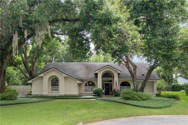 9842 Quail Cove Court, Windermere, FL 34786 (MLS #O5790926) :: Griffin Group