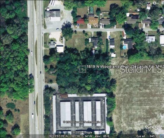 1819 N Woodland Boulevard, Deland, FL 32720 (MLS #O5790976) :: The Duncan Duo Team