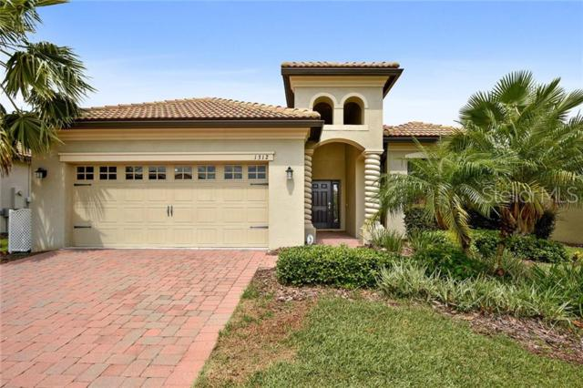 1312 Island Green Street, Champions Gate, FL 33896 (MLS #O5791100) :: The Duncan Duo Team