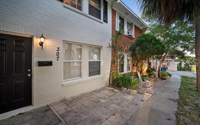 307 Eldridge Street, Clearwater, FL 33755 (MLS #O5791104) :: The Duncan Duo Team