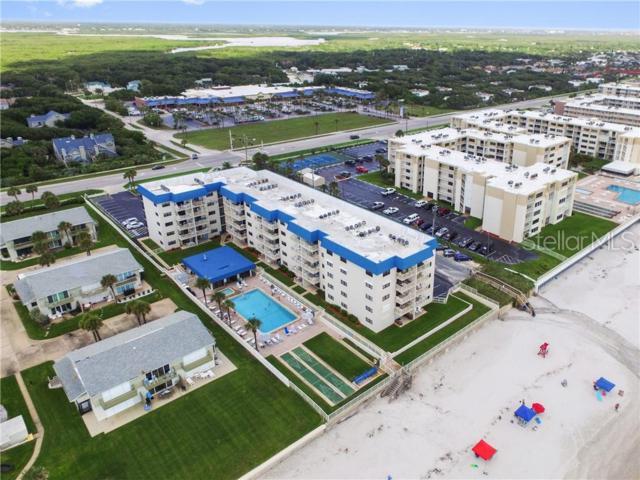 4201 S Atlantic Avenue #104, New Smyrna Beach, FL 32169 (MLS #O5791280) :: Florida Life Real Estate Group