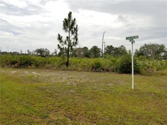 410 Magnolia Drive, Indian Lake Estates, FL 33855 (MLS #O5791303) :: The Duncan Duo Team