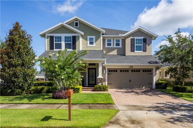 10551 Warlow Creek Street, Orlando, FL 32832 (MLS #O5791632) :: Godwin Realty Group