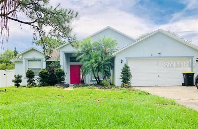 144 Secluded Oak Court, Davenport, FL 33896 (MLS #O5791827) :: Gate Arty & the Group - Keller Williams Realty