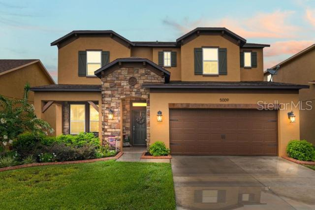 5009 Torchwood Dr, Minneola, FL 34715 (MLS #O5791947) :: The Duncan Duo Team