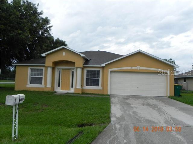 1044 Cannock Drive, Kissimmee, FL 34758 (MLS #O5792027) :: The Duncan Duo Team