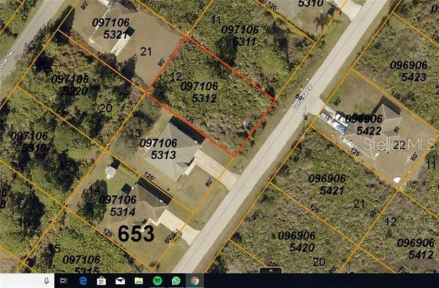 3083 Cordova Ter, North Port, FL 34291 (MLS #O5792323) :: Griffin Group