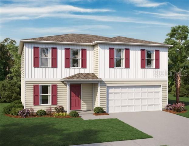 256 Begonia Lane, Poinciana, FL 34759 (MLS #O5792557) :: Cartwright Realty