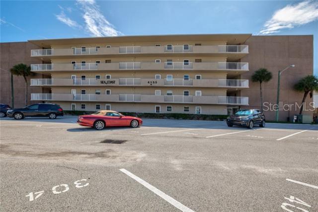 4155 S Atlantic Avenue #308, New Smyrna Beach, FL 32169 (MLS #O5792572) :: Team Pepka
