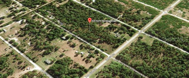525 N Sendero Street, Clewiston, FL 33440 (MLS #O5792736) :: The Duncan Duo Team