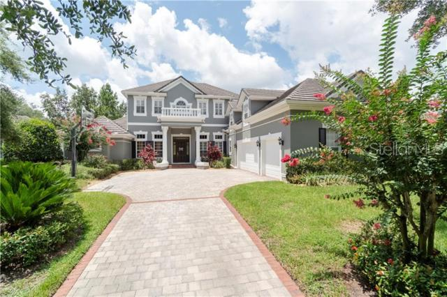 6235 S Hampshire Court, Windermere, FL 34786 (MLS #O5792749) :: The Duncan Duo Team