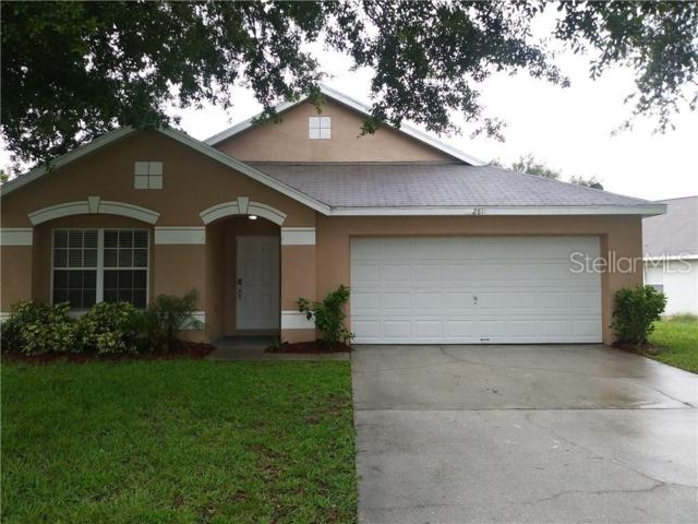 2811 Wilshire Road, Clermont, FL 34714 (MLS #O5792792) :: The Light Team