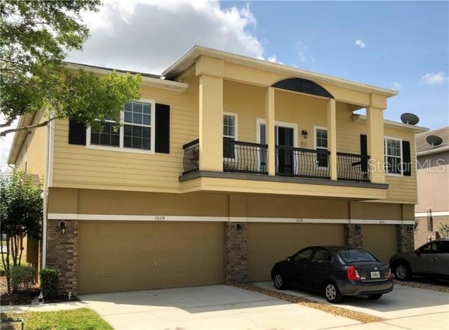 1626 Scarlet Oak Loop #601, Winter Garden, FL 34787 (MLS #O5792901) :: The Light Team