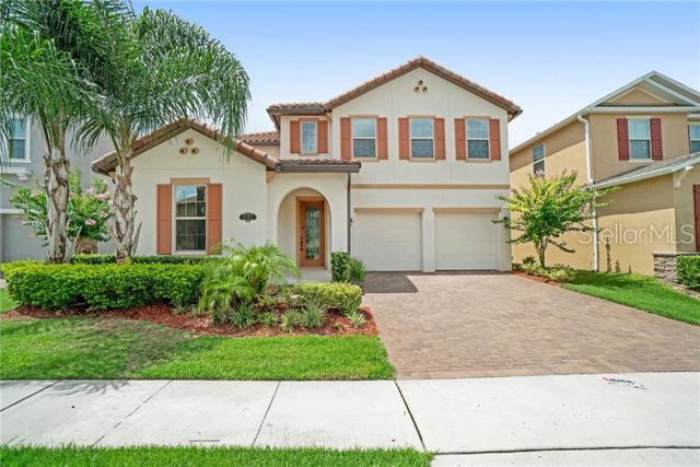 9101 Reflection Pointe Drive, Windermere, FL 34786 (MLS #O5792978) :: Florida Real Estate Sellers at Keller Williams Realty