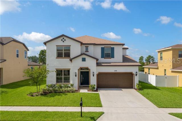 1298 Gatewood Avenue, Minneola, FL 34715 (MLS #O5792986) :: Cartwright Realty