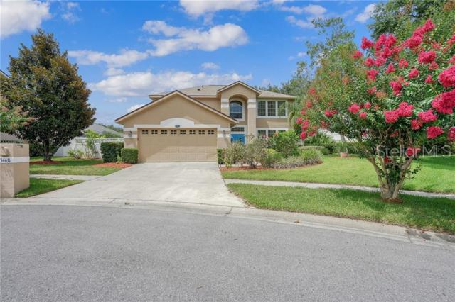 3468 Woodley Park Place, Oviedo, FL 32765 (MLS #O5793218) :: Godwin Realty Group