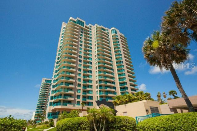 1540 Gulf Boulevard #2006, Clearwater, FL 33767 (MLS #O5793283) :: Andrew Cherry & Company