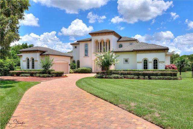 12245 Park Avenue, Windermere, FL 34786 (MLS #O5793295) :: Bustamante Real Estate