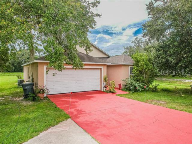 445 Dove Drive, Kissimmee, FL 34759 (MLS #O5793316) :: Cartwright Realty
