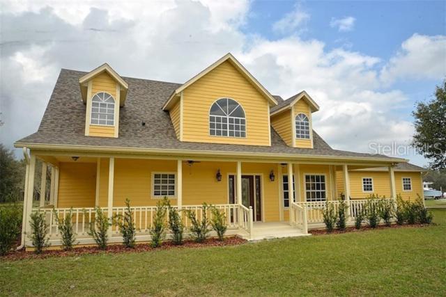 2850 Saddlebred Trail, Chuluota, FL 32766 (MLS #O5793350) :: Cartwright Realty
