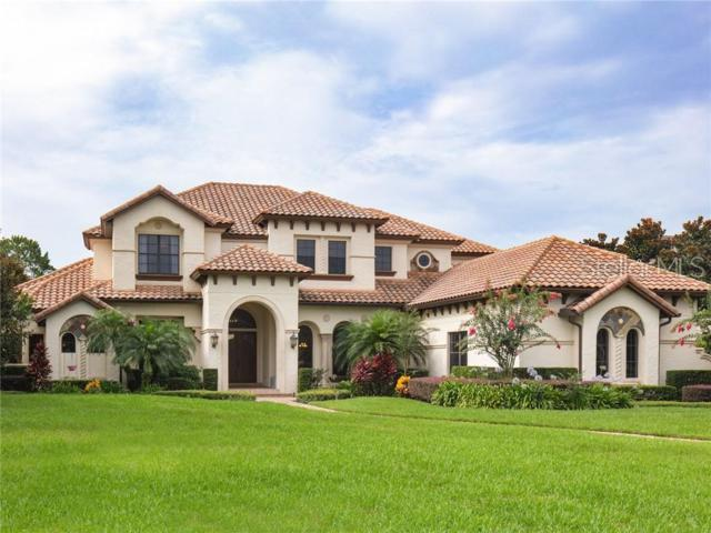 6501 Rosella Court, Windermere, FL 34786 (MLS #O5793487) :: Your Florida House Team