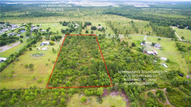 High Plains Lane, Kissimmee, FL 34744 (MLS #O5793519) :: Griffin Group
