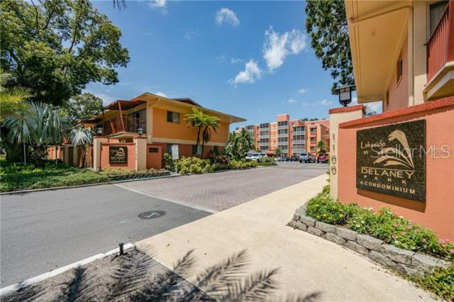 1100 Delaney Avenue F401, Orlando, FL 32806 (MLS #O5793533) :: Your Florida House Team