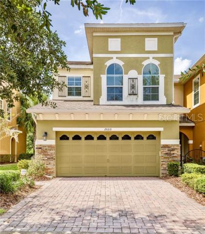 2660 Sweet Magnolia Place, Oviedo, FL 32765 (MLS #O5793784) :: Premium Properties Real Estate Services