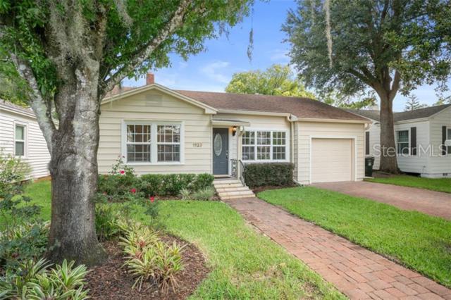 1127 W Harvard Street, Orlando, FL 32804 (MLS #O5793869) :: Armel Real Estate