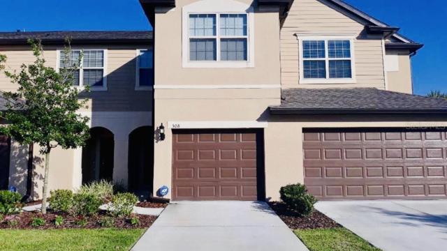 508 Virtuoso Lane #71, Orlando, FL 32824 (MLS #O5794110) :: GO Realty