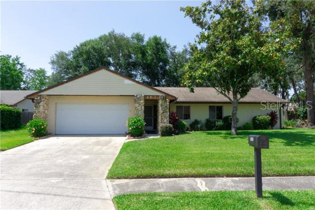 463 Eagle Circle, Casselberry, FL 32707 (MLS #O5794142) :: Team 54