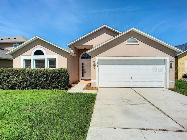 265 Curtis Avenue, Groveland, FL 34736 (MLS #O5794545) :: The Duncan Duo Team