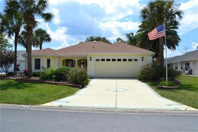 966 Luna Lane, The Villages, FL 32159 (MLS #O5795762) :: Realty Executives in The Villages