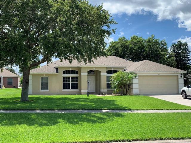 707 Larch Street, Deltona, FL 32725 (MLS #O5795765) :: Team Bohannon Keller Williams, Tampa Properties