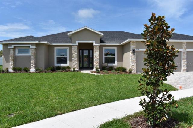 805 Bella Verde Place, Ruskin, FL 33573 (MLS #O5795825) :: The Brenda Wade Team