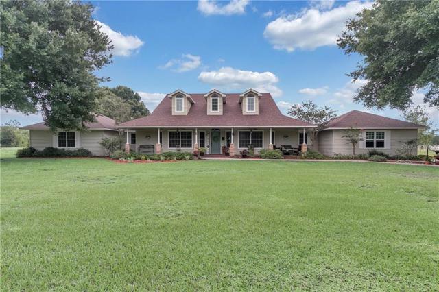 8621 Eulett Road, Howey in the Hills, FL 34737 (MLS #O5795973) :: Team Bohannon Keller Williams, Tampa Properties