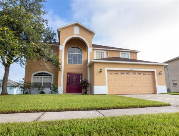 5431 Crepe Myrtle Circle, Kissimmee, FL 34758 (MLS #O5795983) :: Griffin Group