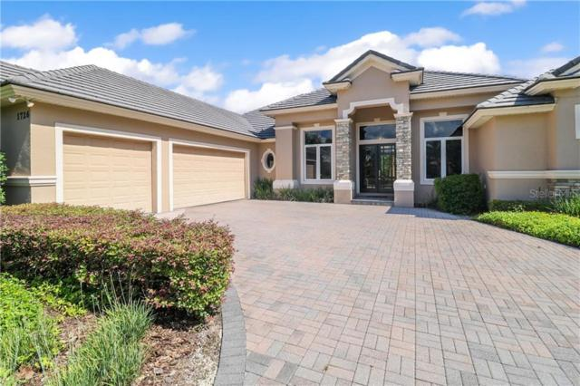 1726 Brackenhurst Place, Lake Mary, FL 32746 (MLS #O5796124) :: Cartwright Realty