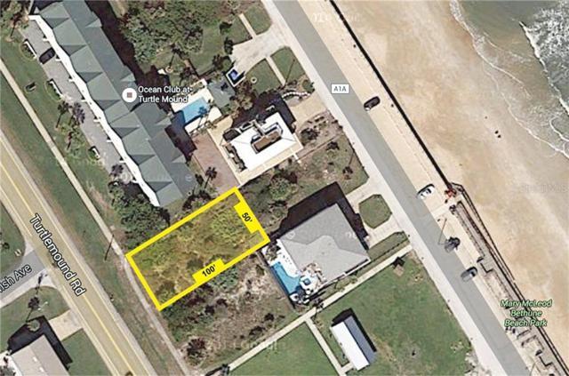6600 Turtlemound Road, New Smyrna Beach, FL 32169 (MLS #O5796312) :: Premium Properties Real Estate Services