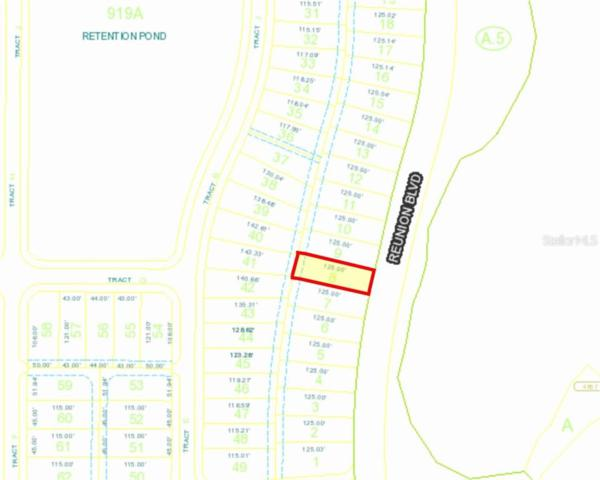 1452 Reunion Boulevard, Reunion, FL 34747 (MLS #O5796401) :: Team Bohannon Keller Williams, Tampa Properties