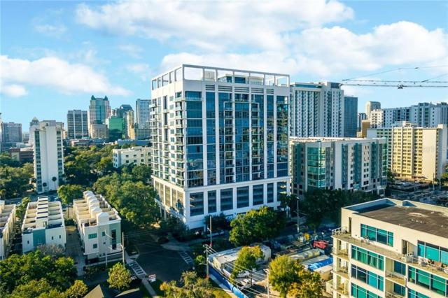 260 S Osceola Avenue #1412, Orlando, FL 32801 (MLS #O5796533) :: Armel Real Estate