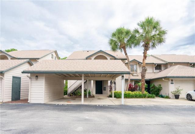 163 Crown Point Circle #163, Longwood, FL 32779 (MLS #O5796592) :: Delta Realty Int