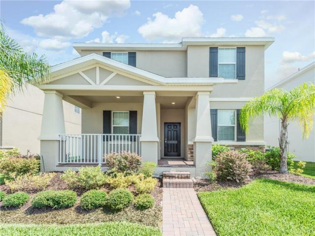 11019 Sycamore Woods Drive, Orlando, FL 32832 (MLS #O5796783) :: The Edge Group at Keller Williams