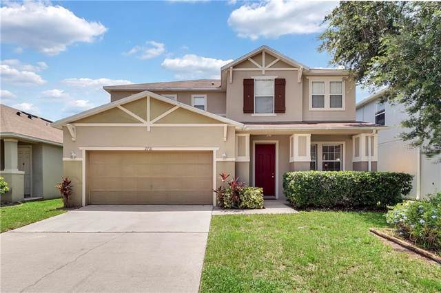 2710 Portchester Court, Kissimmee, FL 34744 (MLS #O5796934) :: Dalton Wade Real Estate Group