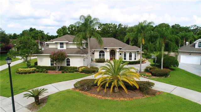 578 Eagles Crossing Place, Lake Mary, FL 32746 (MLS #O5797046) :: Team Bohannon Keller Williams, Tampa Properties