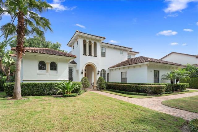 1721 Elizabeths Walk, Winter Park, FL 32789 (MLS #O5797606) :: Team Bohannon Keller Williams, Tampa Properties