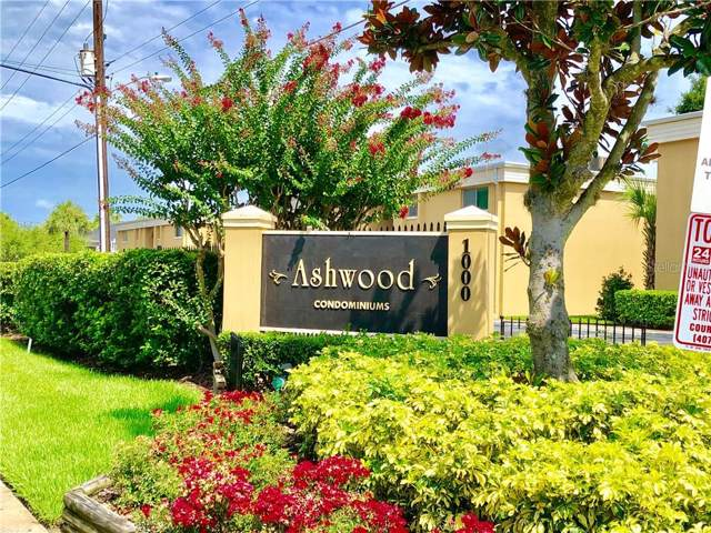 1000 Lake Of The Woods Boulevard D102, Fern Park, FL 32730 (MLS #O5797692) :: Your Florida House Team