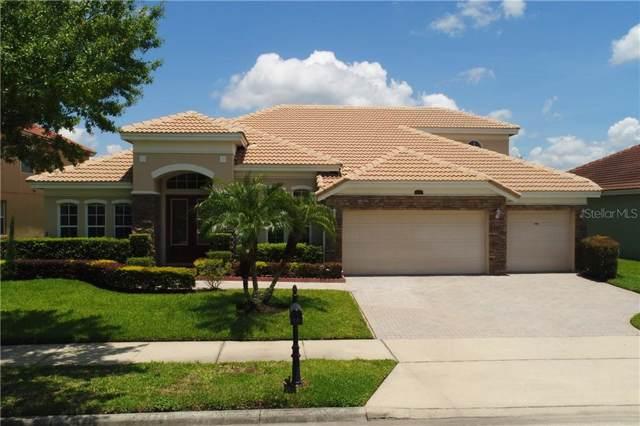 9951 Oak Quarry Drive, Orlando, FL 32832 (MLS #O5797715) :: The Light Team